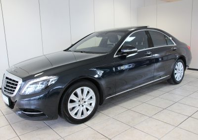 MERCEDES S 500 4Matic